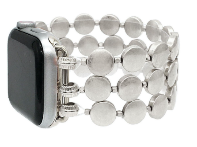 Beaded Stretch Smart Watch Band