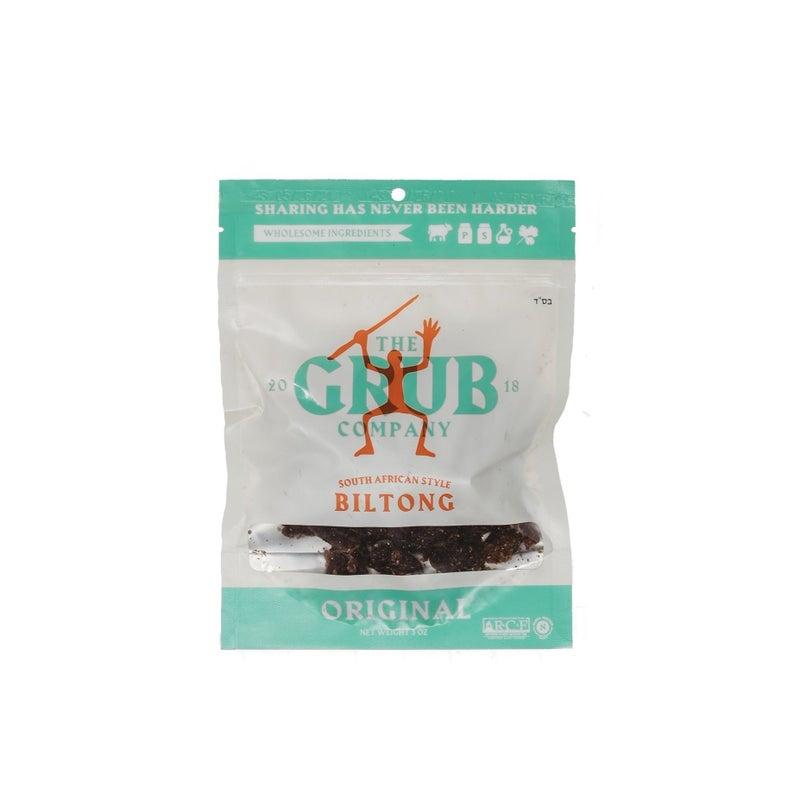 Grub Company Biltong- 3 oz