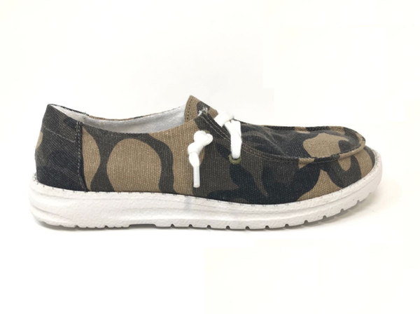 VG Hooray Shoe - Camo