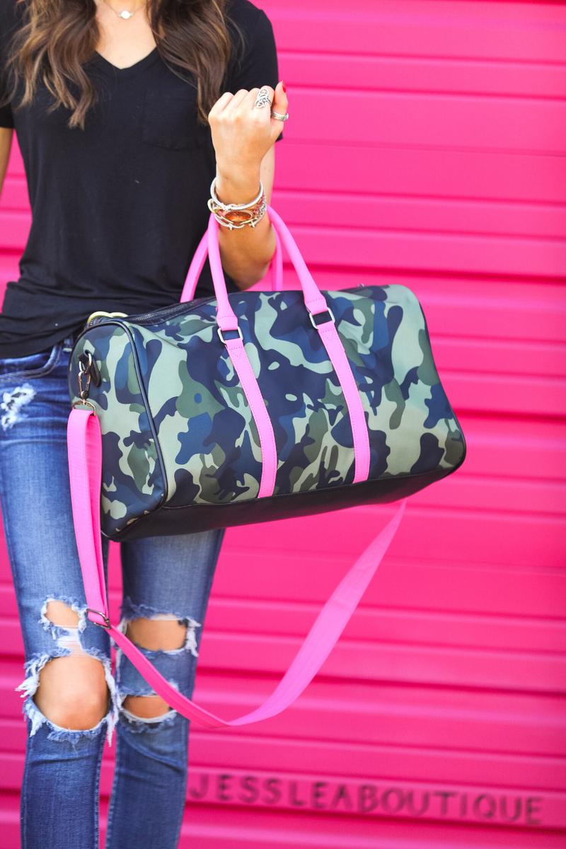Hilton Weekender Bags
