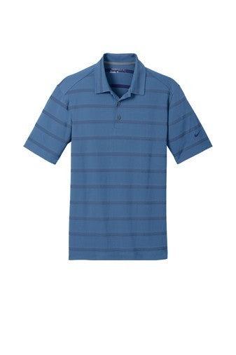 PREORDER Nike Dri-FIT Fade Stripe Polo - Navy *Final Sale*