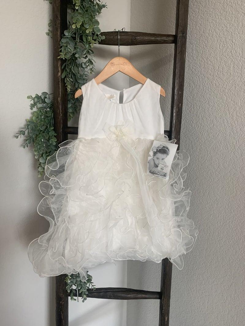 Ivory Shoreline Dress *Final Sale*