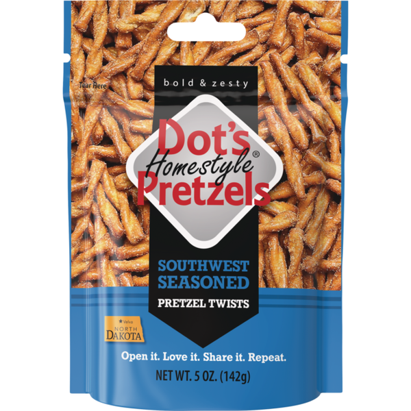 MD Dots Southwest Pretzels