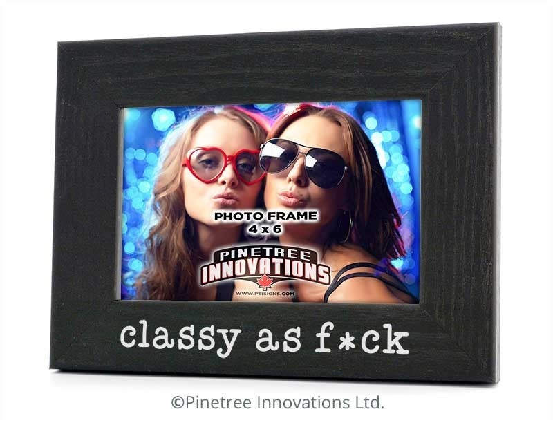 Classy AF Photo Frame