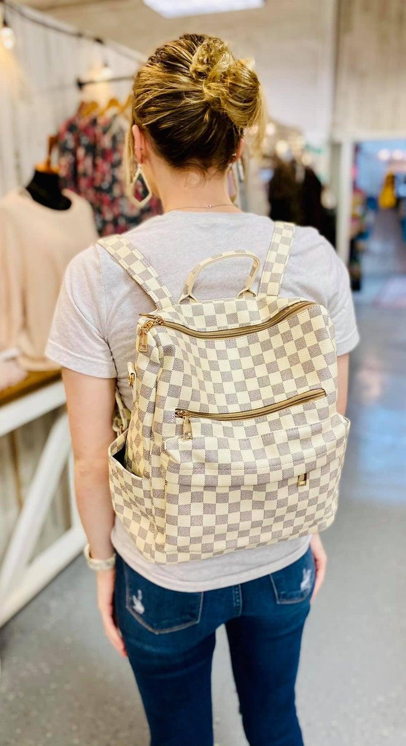 London Inspired Backpack