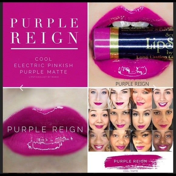 Lipsense Purple Reign *Final Sale*
