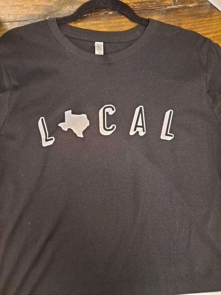 PREORDER Texas Local Tee *Final Sale*