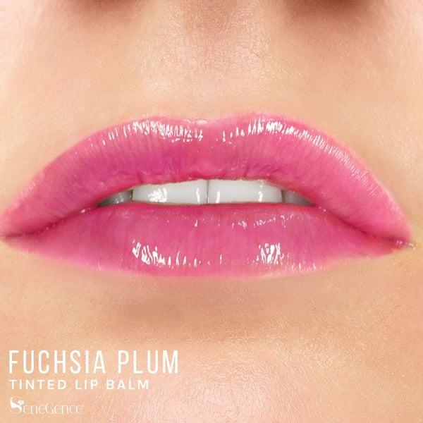 PREORDER Lipsense Fuchsia Plum Tinted Lip Balm *Final Sale*