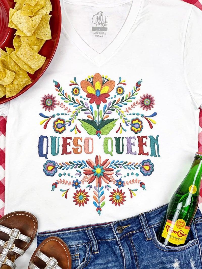 Queso Queen Tee