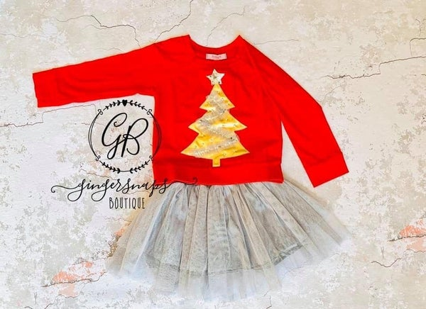 Xmas Tree sweatshirt