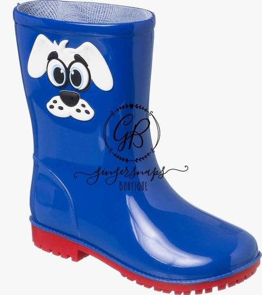 Puppy Rain Boot