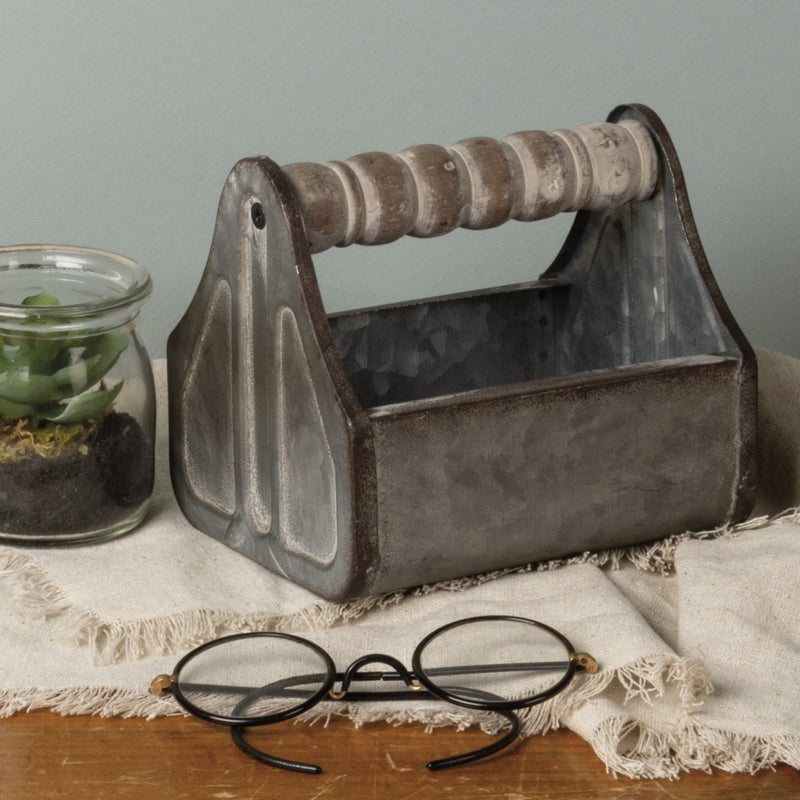 Spindle Handle Tray- Small