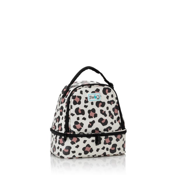 PREORDER Swig Luxy Leopard Zippi Lunch Bag