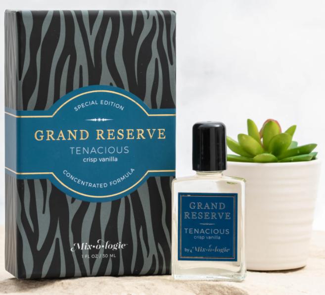 Tenacious Crisp Vanilla Roll-On Perfume- Limited Edition