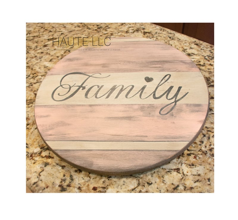 STS Family Sign