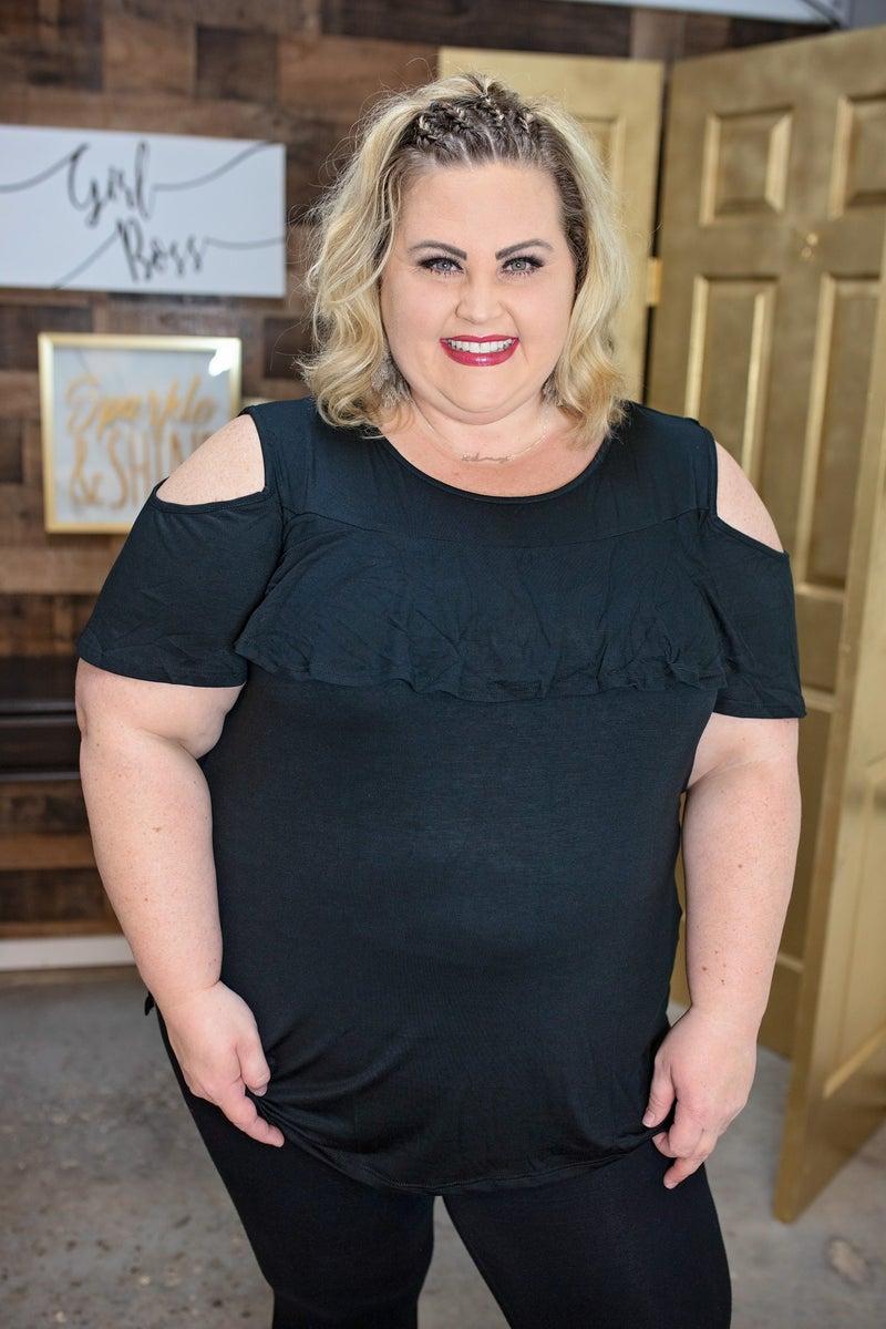 Amy Top-Black