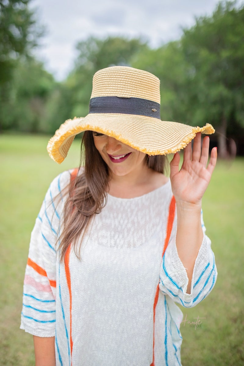 Truly Striped Summer Sweater