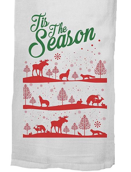 Tis The Season Kitchen Towel