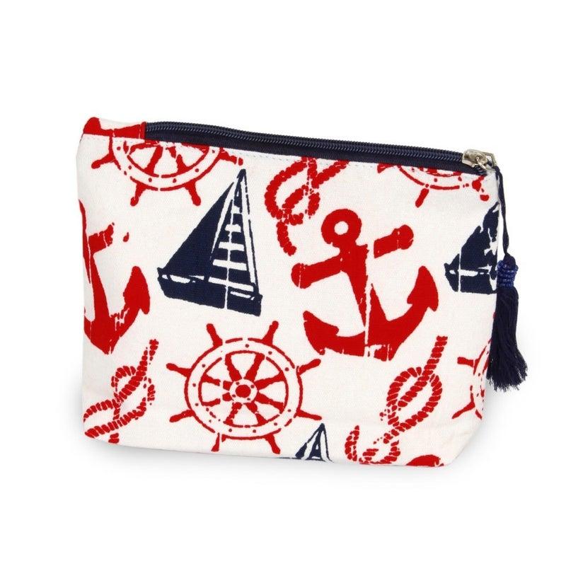 Anchors Aweigh Nautical Pouch