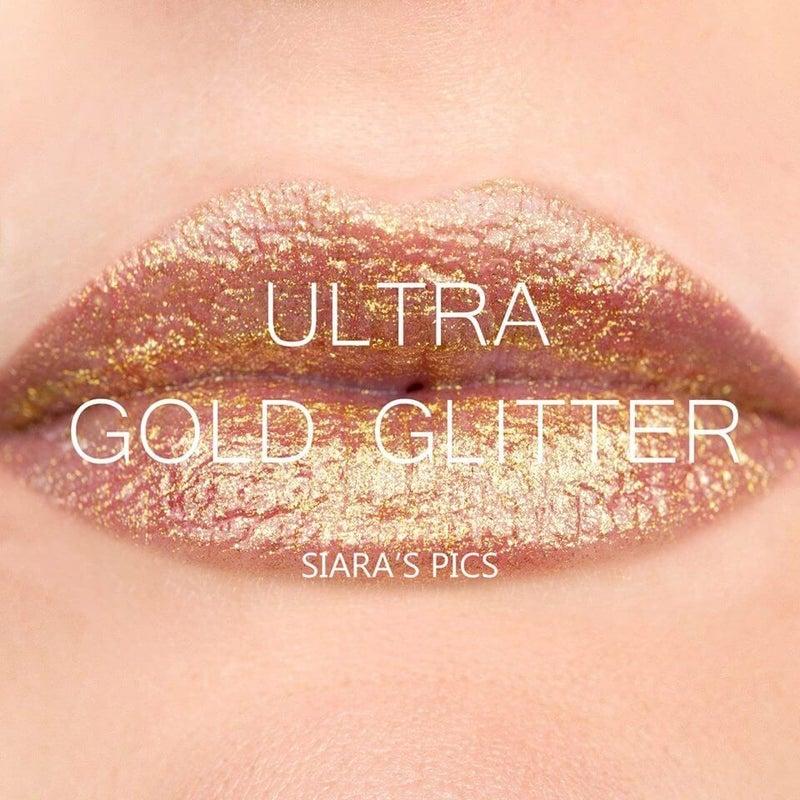 Lipsense Ultra Gold Glitter *Final Sale*