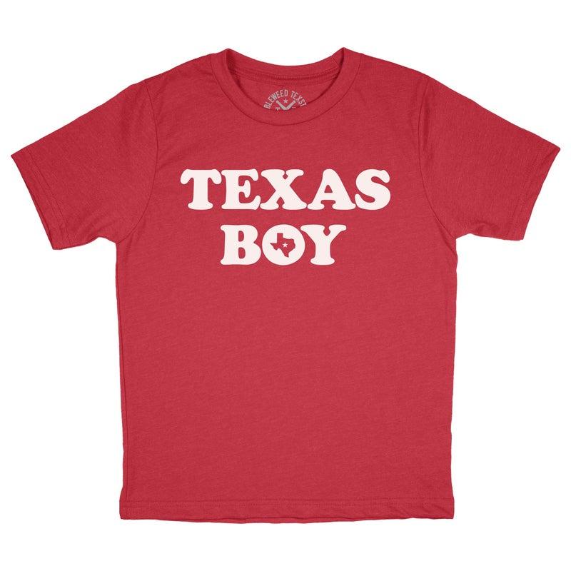 Texas Boy Youth Tee