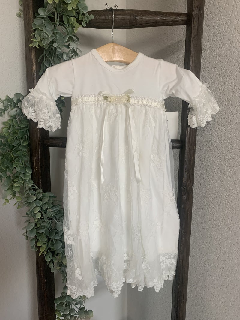 Baby Breath Gown *Final Sale*