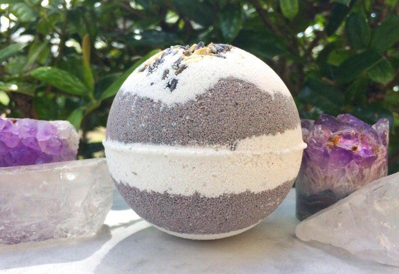 Lavender Moon Bath Bomb