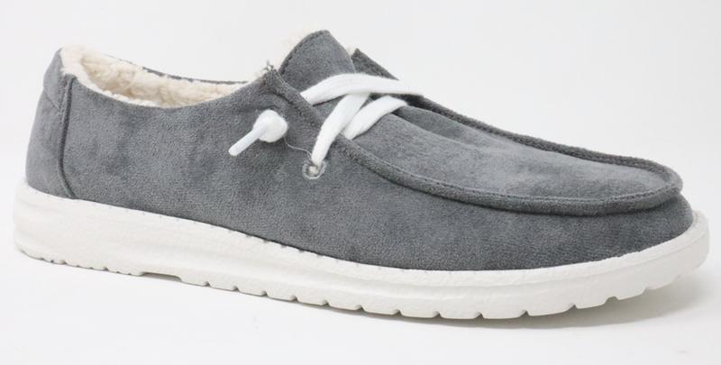 VG Harley Shoe - grey