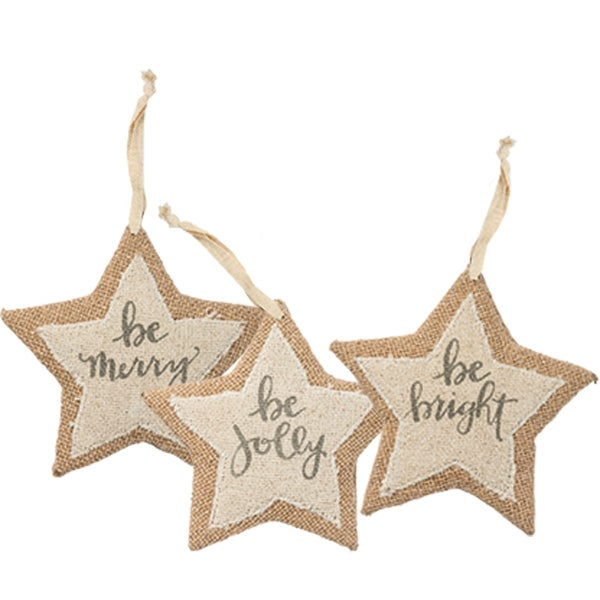 Merry, Jolly Bright Ornaments