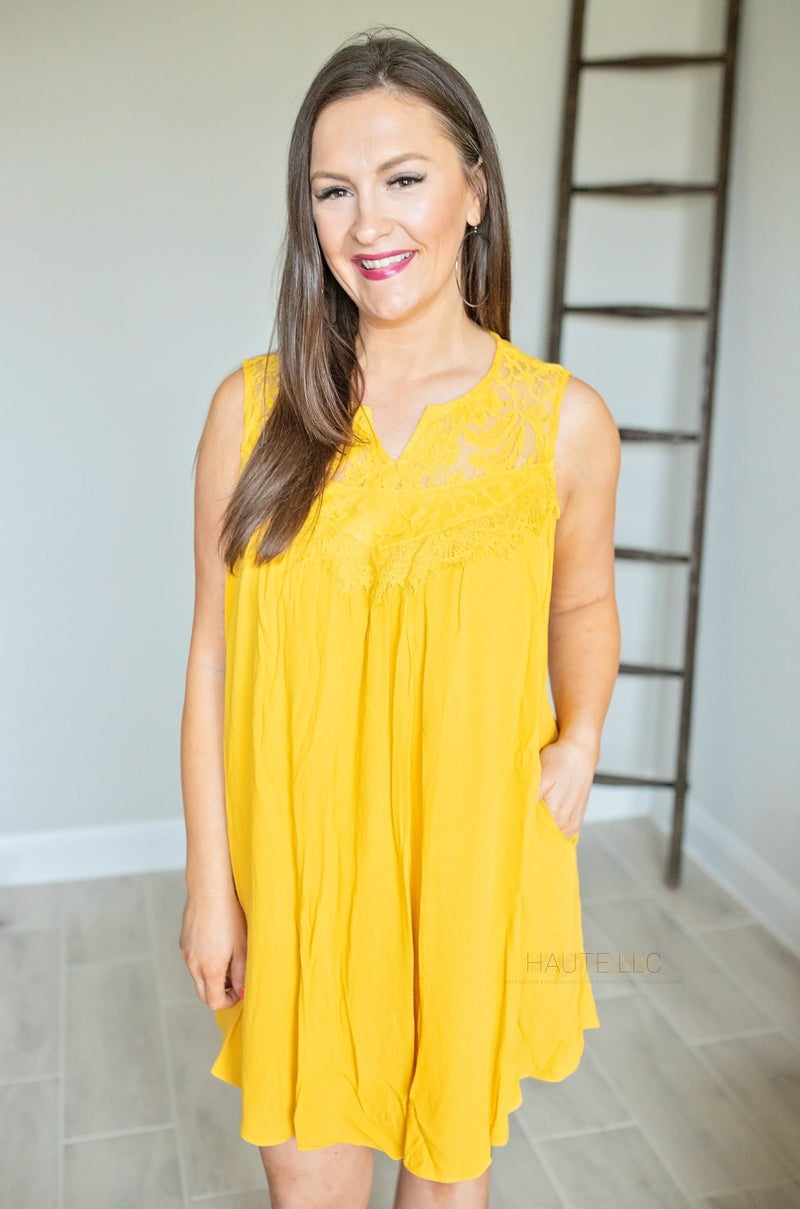 Pocket Full of Sunshine Dress
