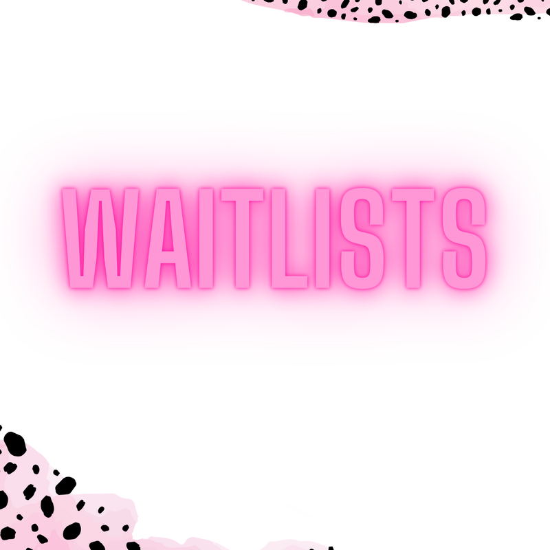 Waitlists