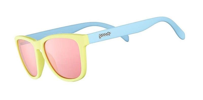 GoodR Sunglasses-Pineapple Painkillers