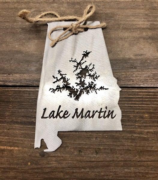 Lake Martin Ornament