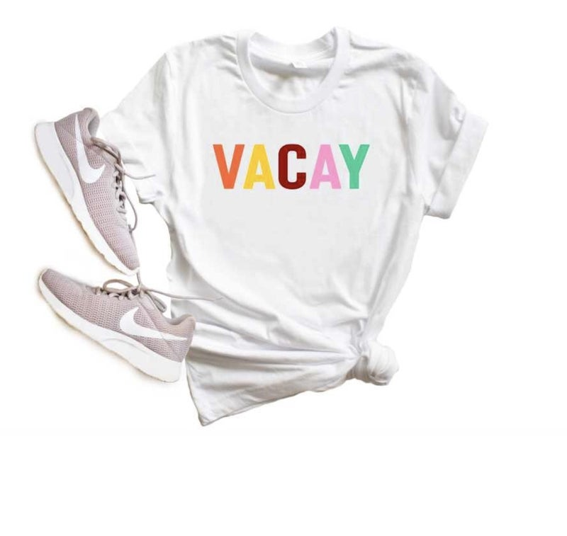 Vacay Graphic Tee *Final Sale*