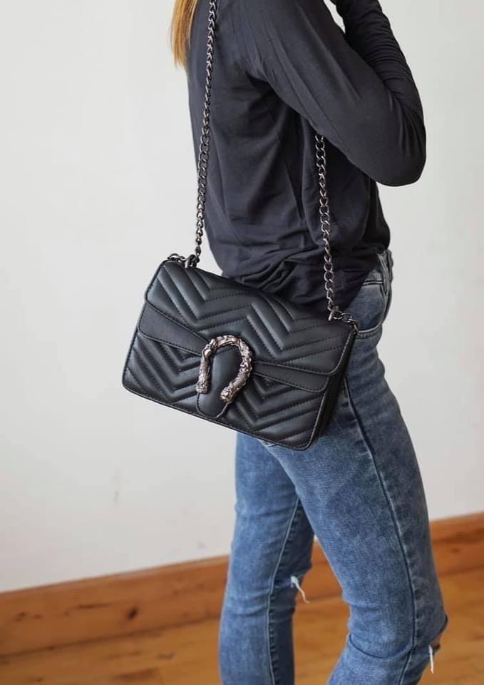 Feeling Famous Handbag