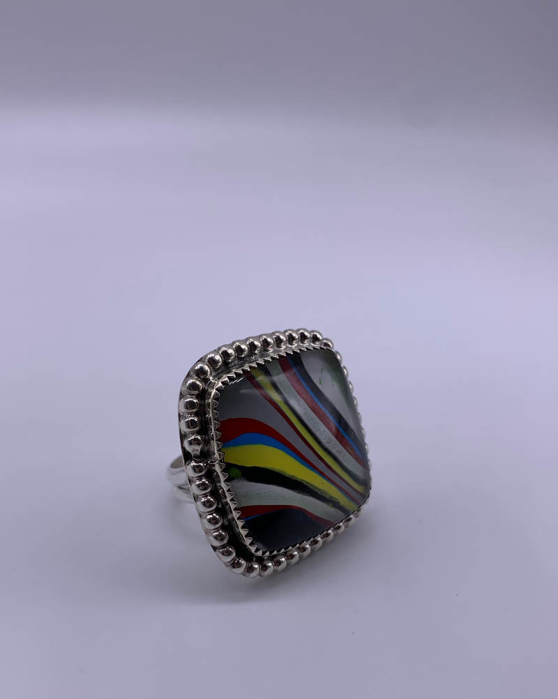 M&S Rainbow Road Ring