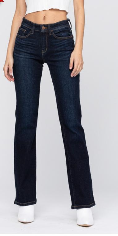 Judy Blue Dark Bootcut Jeans
