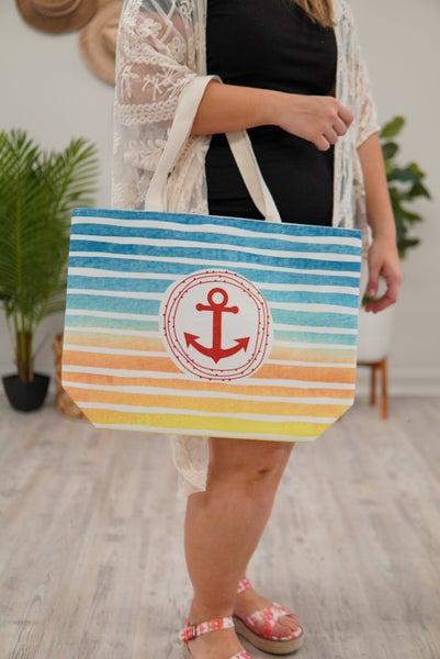 Let Your Dreams Set Sail Tote Bag