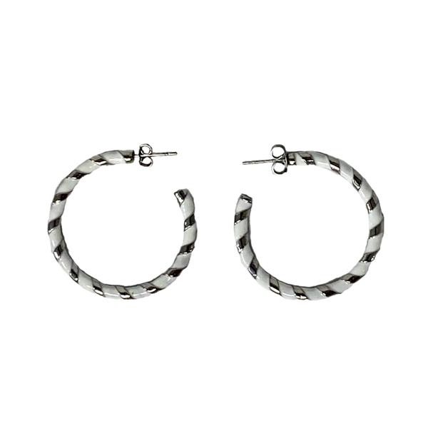 Aruba Earrings Round