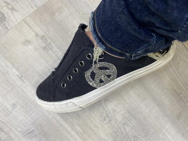Peace Sneakers