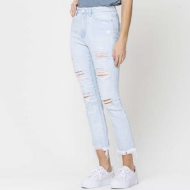 Forget You Crop Jeans by Vervet