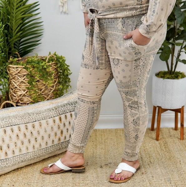 Well-Traveled Loungewear Pants