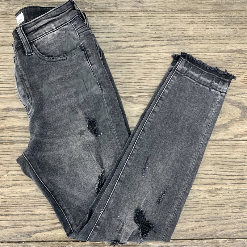 Vervet - Above The Stars Skinny Jeans