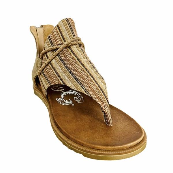 Dakota Sandal By Very G