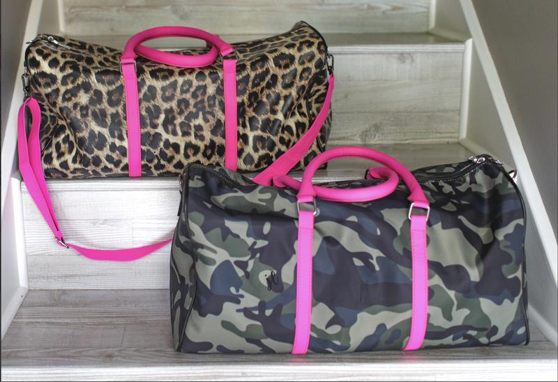 Hilton Duffle Travel Bag