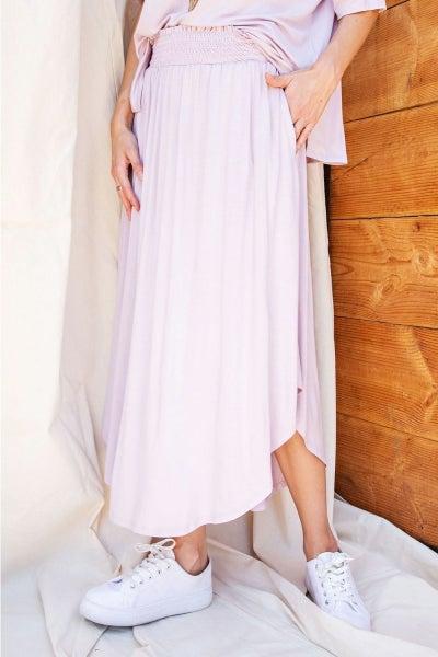 Lady Lilac Skirt