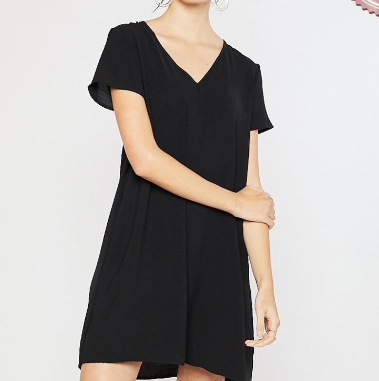 Pocket Casual Dress