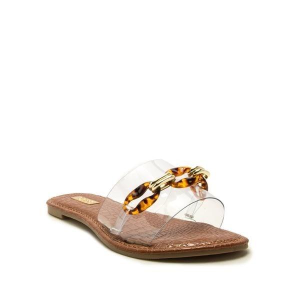 Slide Into Summer Sandal