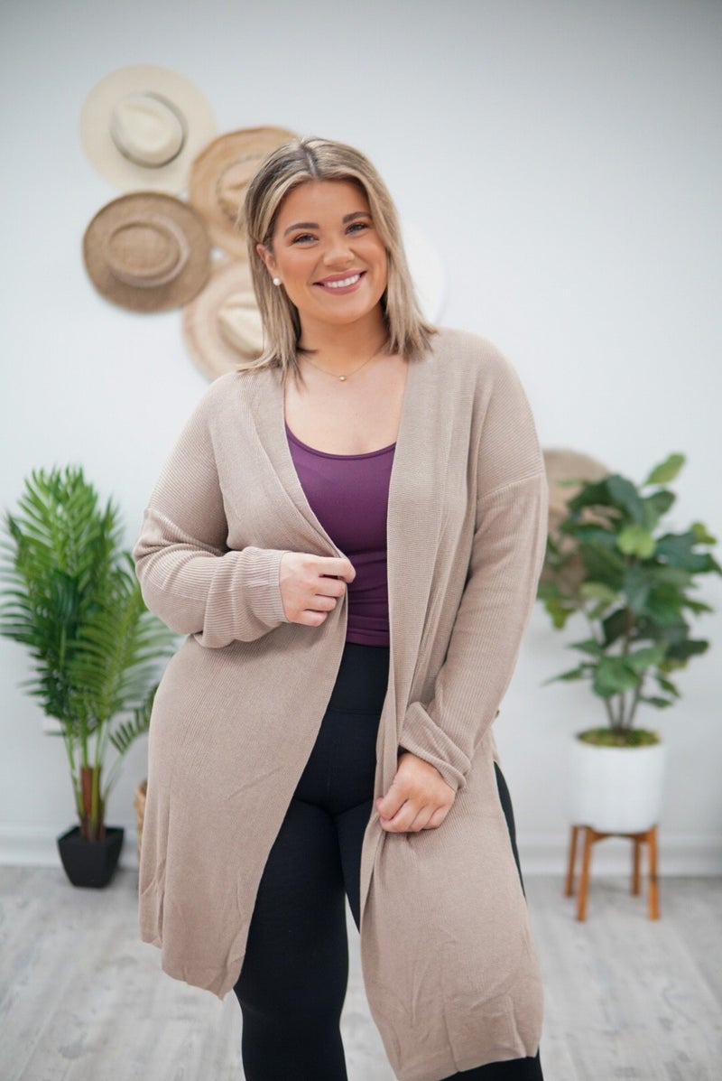 Showing Off Cardigan