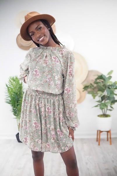 Spring Forward Dress